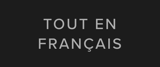 Tout en Français